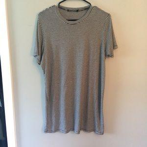 Brandy Melville striped T-shirt dress!